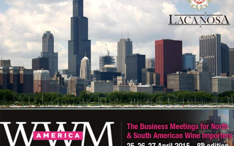 World wine meetings di Chicago