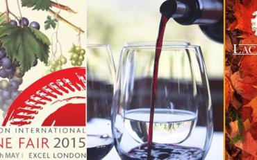 London International Wine Fair 2015