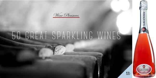 Medaglia D'oro per il Rosè Brut – tra i migliori 50 vini spumantizzati del mondo