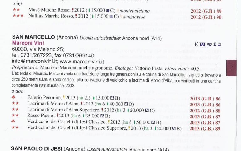 Vini Veronelli 2015