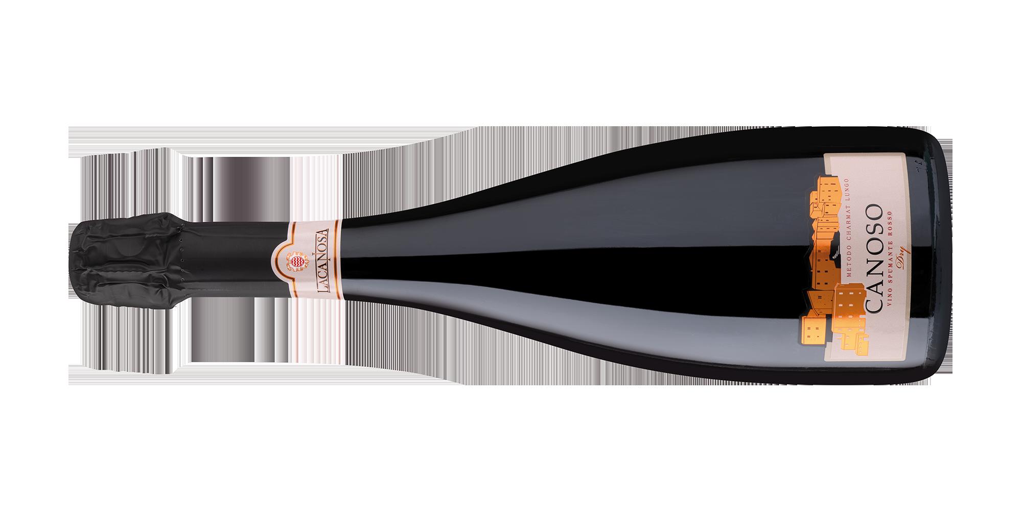 Canoso - Vino Spumante Rosso Sangiovese Dry