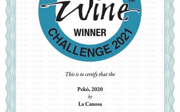 La Canosa Awards – Pekò